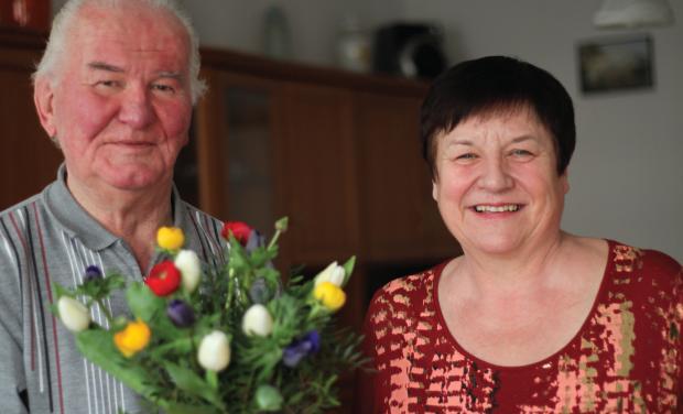 Herr und Frau Rädl